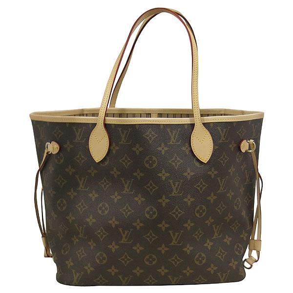 Louis Vuitton(루이비통) M40995 모노그램 캔버스 신형 네버풀 MM 숄더백 + 보조 파우치 [대구동성로점] 이미지2 - 고이비토 중고명품