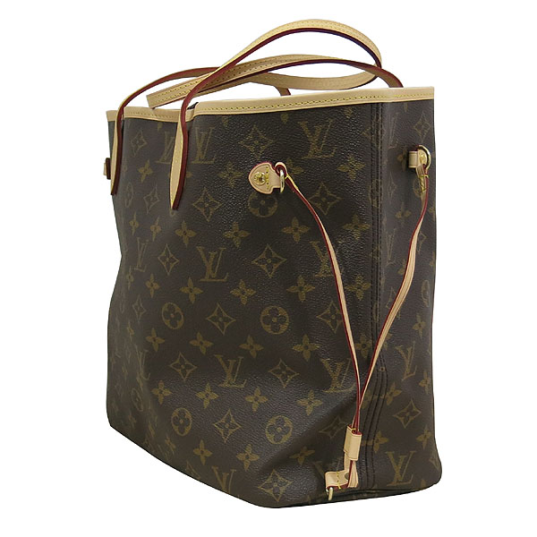 Louis Vuitton(루이비통) M40995 모노그램 캔버스 신형 네버풀 MM 숄더백 + 보조 파우치 [대구동성로점] 이미지3 - 고이비토 중고명품