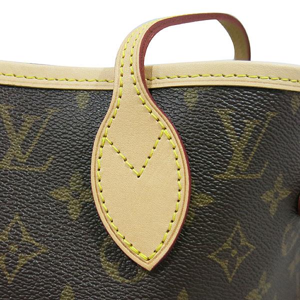 Louis Vuitton(루이비통) M40995 모노그램 캔버스 신형 네버풀 MM 숄더백 + 보조 파우치 [대구동성로점] 이미지4 - 고이비토 중고명품