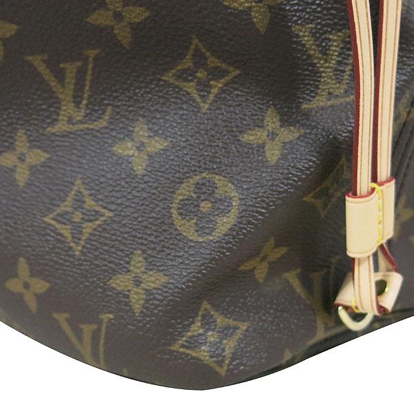 Louis Vuitton(루이비통) M40995 모노그램 캔버스 신형 네버풀 MM 숄더백 + 보조 파우치 [대구동성로점] 이미지5 - 고이비토 중고명품