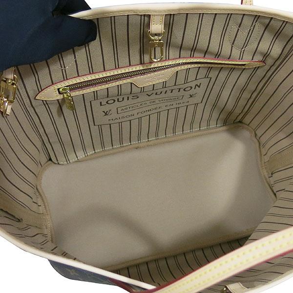 Louis Vuitton(루이비통) M40995 모노그램 캔버스 신형 네버풀 MM 숄더백 + 보조 파우치 [대구동성로점] 이미지6 - 고이비토 중고명품