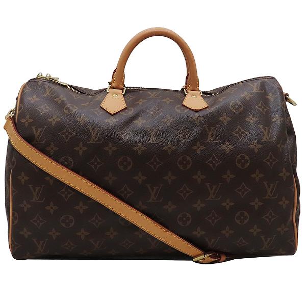 Louis Vuitton(루이비통) M40393 모노그램 캔버스 스피디 반둘리에 40 토트백 + 숄더스트랩 [인천점] 이미지2 - 고이비토 중고명품