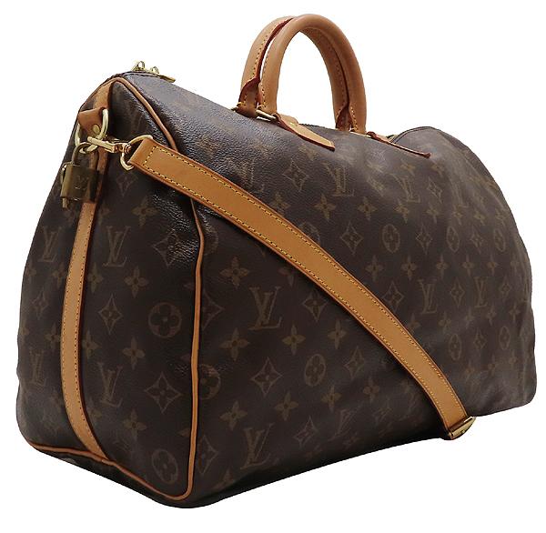 Louis Vuitton(루이비통) M40393 모노그램 캔버스 스피디 반둘리에 40 토트백 + 숄더스트랩 [인천점] 이미지3 - 고이비토 중고명품