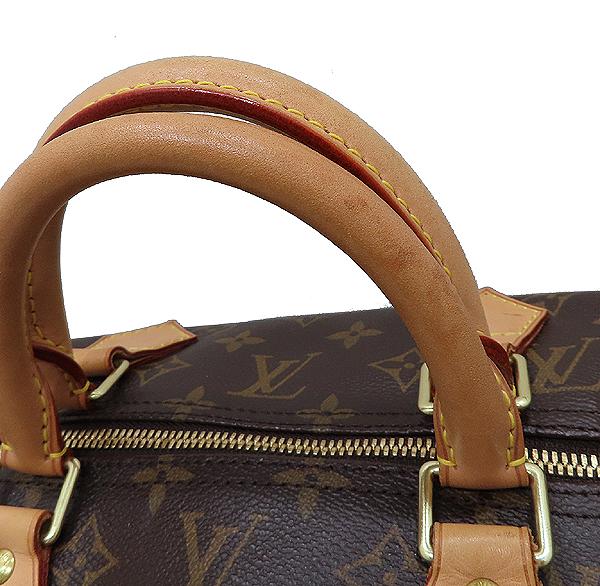 Louis Vuitton(루이비통) M40393 모노그램 캔버스 스피디 반둘리에 40 토트백 + 숄더스트랩 [인천점] 이미지4 - 고이비토 중고명품
