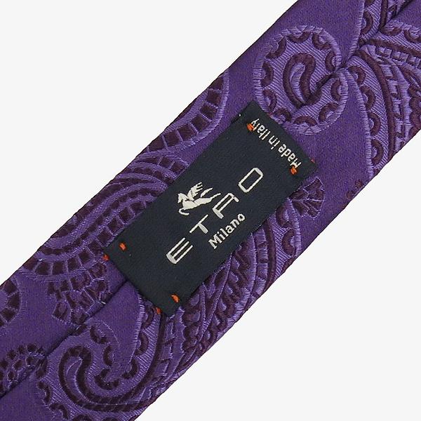 Etro(에트로) 100% 실크 넥타이 [강남본점] 이미지2 - 고이비토 중고명품