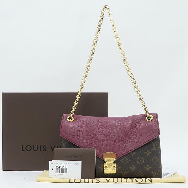 Louis Vuitton(루이비통) M40542 모노그램 캔버스 팔라스 체인 숄더백 [강남본점]