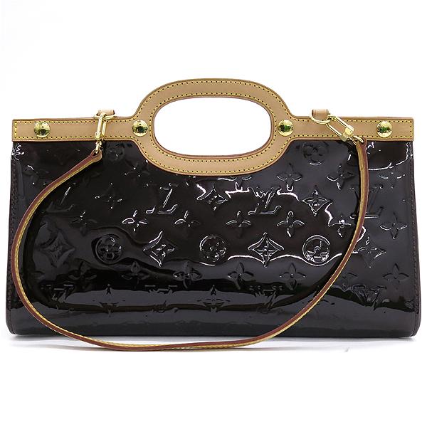Louis Vuitton(루이비통) M91995 모노그램 베르니 아마랑뜨 룩스부리 드라이브 2WAY [강남본점]