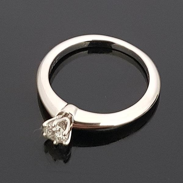 Tiffany(티파니) PT950(플래티늄) 0.16 캐럿 다이아 웨딩 반지-6호 [동대문점] 이미지2 - 고이비토 중고명품
