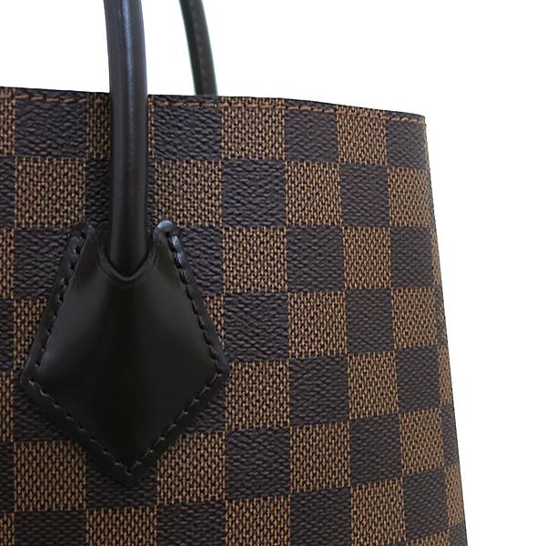 Louis Vuitton(루이비통) N41435 다미에 에벤 캔버스 켄싱턴 토트백 + 숄더스트랩 [부산센텀본점] 이미지4 - 고이비토 중고명품