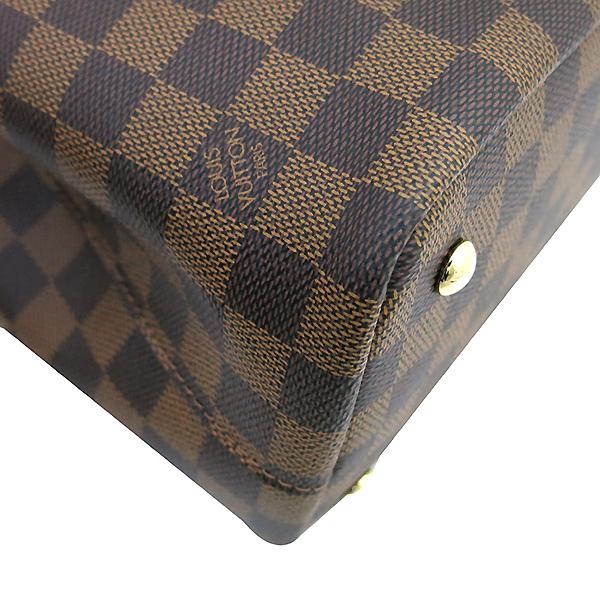 Louis Vuitton(루이비통) N41435 다미에 에벤 캔버스 켄싱턴 토트백 + 숄더스트랩 [부산센텀본점] 이미지5 - 고이비토 중고명품