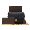 Louis Vuitton(루이비통) M48933 모노그램 앙프렝뜨 Noir 생제르망 MM 체인 숄더 겸 크로스백 [인천점]