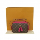 Louis Vuitton(루이비통) M43557 모노그램 캔버스 레드 레더 테슬장식 생통주 크로스백 [대구황금점]