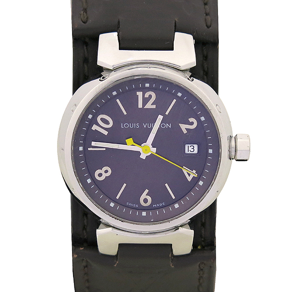 Louis Vuitton(루이비통) Q1211 땅부르 스몰 팔찌형 모노그램 매트 밴드 여성용 시계 [강남본점]