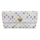 Louis Vuitton(루이비통) M60004 모노그램 멀티 컬러 화이트 사라 월릿 장지갑 [부산센텀본점]