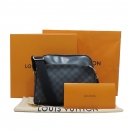 Louis Vuitton(루이비통) N41408 다미에 그라피트 데이턴 리포터 pm 크로스백 [인천점]