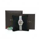 Gucci(구찌) YA126501 126.5 원형 스틸 여성용 시계 [부산센텀본점]