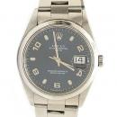 Rolex(로렉스) 15200 청판 (오이스터 퍼페츄얼 데이트) 스틸 남성용 시계 [부산해운대역점](W)