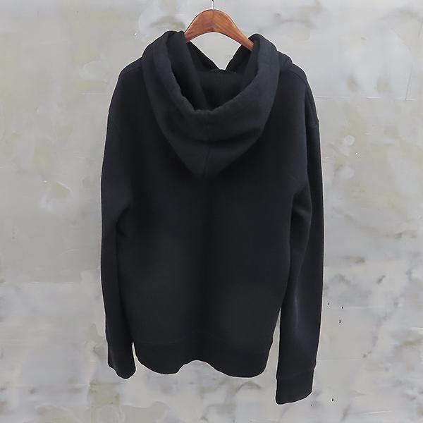 Gucci(구찌) 454585 X5K91 17FW 블랙 컬러 100%면 타이거 패치 후드 티셔츠 [대전본점] 이미지2 - 고이비토 중고명품