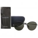 LANVIN(랑방) SLN100G 측면 이니셜 로고 장식 선글라스 [강남본점]