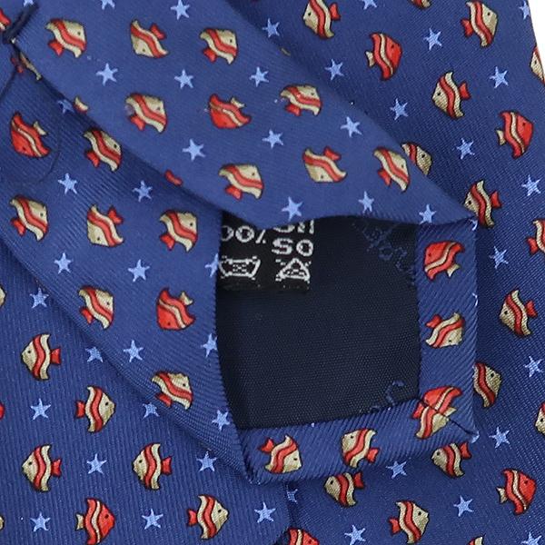 Ferragamo(페라가모) 100% 실크 넥타이 [강남본점] 이미지3 - 고이비토 중고명품