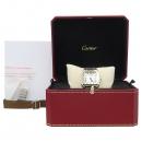 Cartier(까르띠에) W2SA0007 산토스 드 까르띠에  콤비 M 사이즈 스틸  시계 + D클립 가죽밴드 [강남본점]