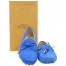 Tod's(토즈) XXW0FW05030 라이트 블루 레더 여성용 드라이빙 로퍼 슈즈 [강남본점]