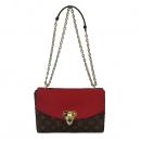 Louis Vuitton(루이비통) M43713 모노그램 캔버스 Cerise 컬러 생 플라시드 체인 숄더겸 크로스백 [대구황금점]