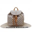 Louis Vuitton(루이비통) N41578 다미에 아주르 캔버스 스페론 백팩 [인천점]
