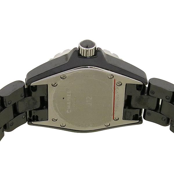 Chanel(샤넬) H1625 J12 33MM 블랙 세라믹 12포인트 다이아 여성용 시계 [강남본점] 이미지5 - 고이비토 중고명품