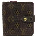 Louis Vuitton(루이비통) M95188 모노그램 캔버스 퍼포 컴팩트 월릿 반지갑 [잠실점]