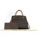 Louis Vuitton(루이비통) M41056 모노그램 캔버스 몽테뉴 MM 토트백 + 숄더스트랩 2WAY [강남본점]