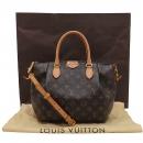 Louis Vuitton(루이비통) M48813 모노그램 캔버스 튀렌느 PM 토트백 + 숄더스트랩 2WAY [인천점]