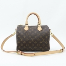 Louis Vuitton(루이비통) M41113 모노그램 캔버스 반둘리에 스피디 25 토트백+숄더스트랩 2WAY [강남본점]