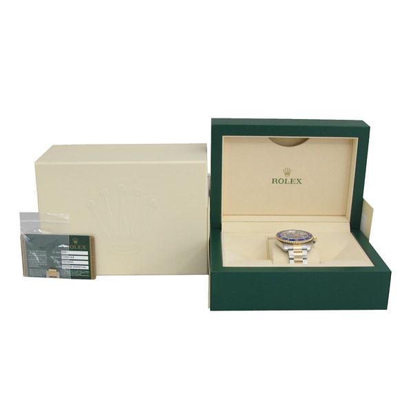 Rolex(로렉스) 116613LB 18K 콤비 SUBMARINER 서브마리너 파스텔 청판 다이얼 남성용 시계 [동대문점]