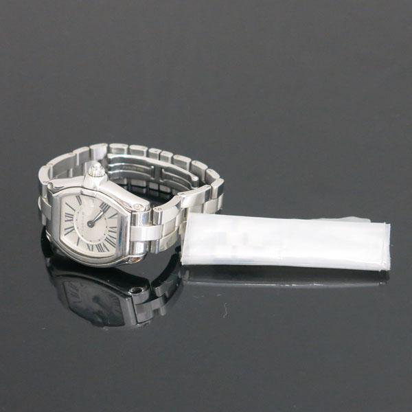 Cartier(까르띠에) W62016V3 ROADSTER(로드스터) 로마 인덱스 S 사이즈 쿼츠 여성용 시계 [동대문점]