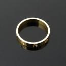 Cartier(까르띠에) B4085257 18K 핑크 골드 미니 러브링 반지 - 17호 [대전본점]