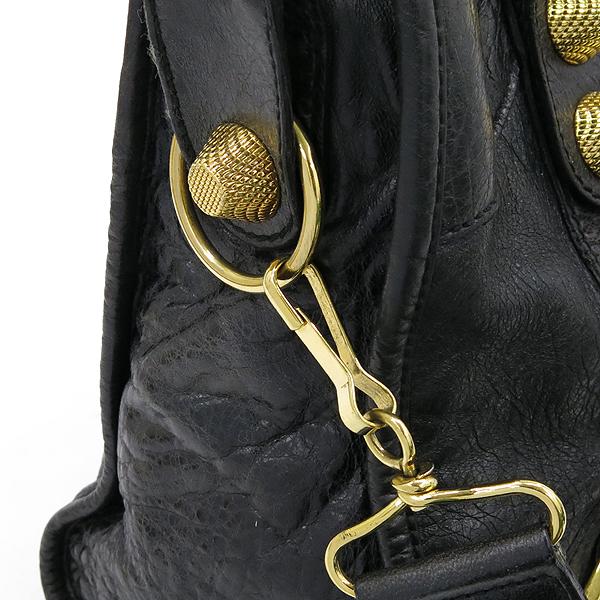 Balenciaga(발렌시아가) 173084 다크그린 컬러 레더 자이언트 시티 토트백 + 숄더스트랩 2WAY + 보조거울 [강남본점] 이미지3 - 고이비토 중고명품