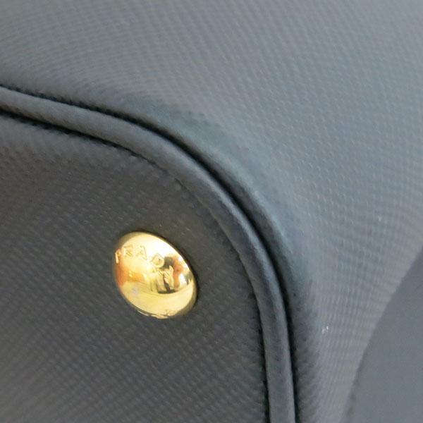 Prada(프라다) 1BG887 SAFFIANO(사피아노) CUIR 블랙 두블레 토트백 + 숄더 스트랩 2WAY [동대문점] 이미지5 - 고이비토 중고명품