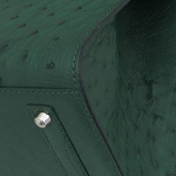 HORMIGA(호미가) OT2913 그린 오스트리치 레더 벨트 장식 2WAY [동대문점] 이미지5 - 고이비토 중고명품