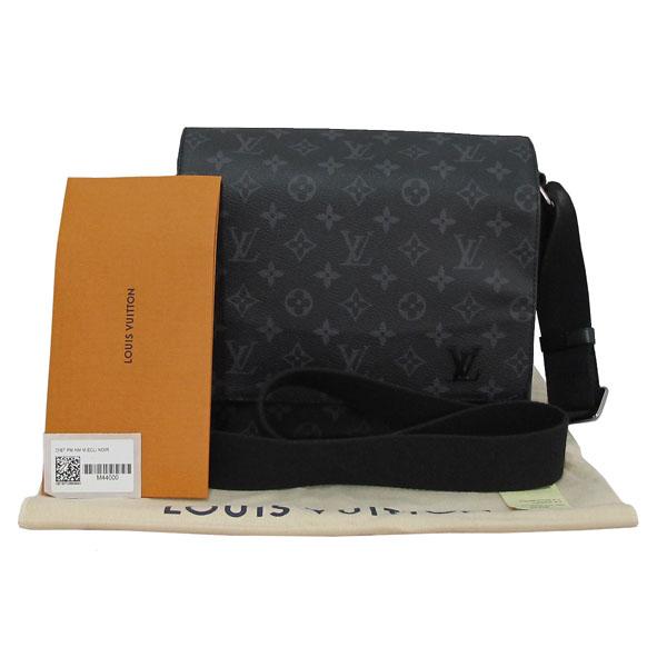 Louis Vuitton(루이비통) M44000 모노그램 이클립스 캔버스 디스트릭트 PM 크로스백 [대구반월당본점]