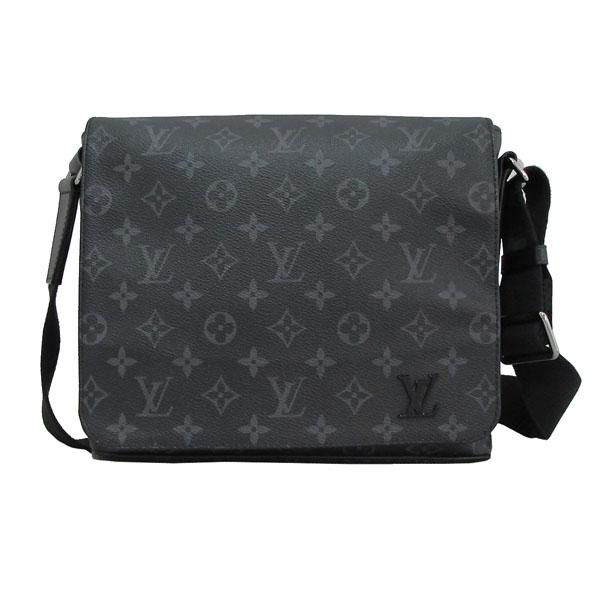 Louis Vuitton(루이비통) M44000 모노그램 이클립스 캔버스 디스트릭트 PM 크로스백 [대구반월당본점] 이미지2 - 고이비토 중고명품