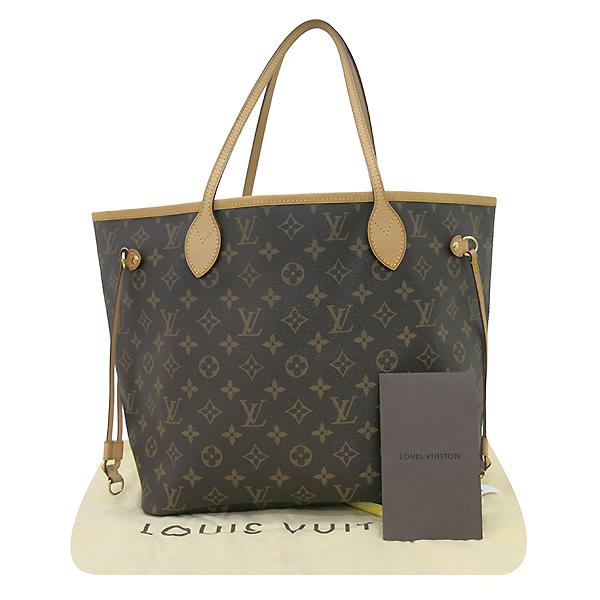 Louis Vuitton(루이비통) M40156 모노그램 캔버스 네버풀 MM 숄더백 [부산센텀본점]
