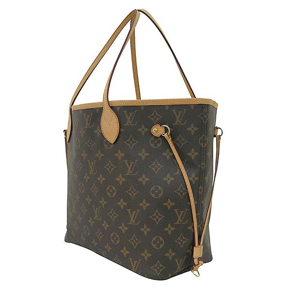 Louis Vuitton(루이비통) M40156 모노그램 캔버스 네버풀 MM 숄더백 [부산센텀본점] 이미지3 - 고이비토 중고명품
