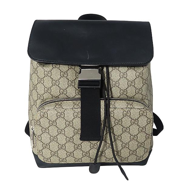Gucci(구찌) 406399 GG 로고 PVC 수프림 여성용 백팩 [대전본점]