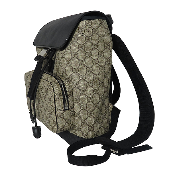 Gucci(구찌) 406399 GG 로고 PVC 수프림 여성용 백팩 [대전본점] 이미지2 - 고이비토 중고명품