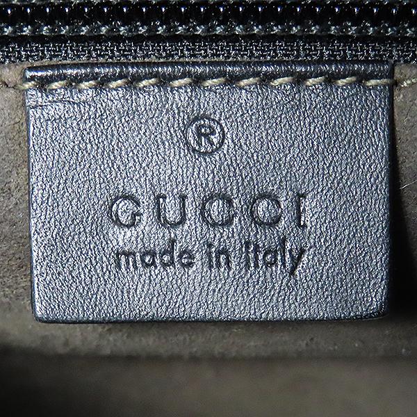 Gucci(구찌) 406399 GG 로고 PVC 수프림 여성용 백팩 [대전본점] 이미지5 - 고이비토 중고명품