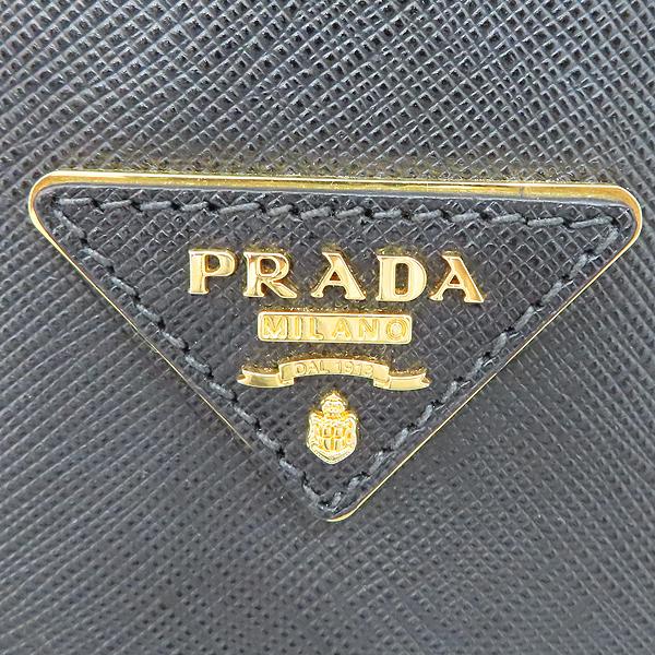 Prada(프라다) BN2274 SAFFIANO LUX NERO 블랙 사피아노 레더 럭스 토트백+숄더스트랩 2WAY [대구황금점] 이미지4 - 고이비토 중고명품