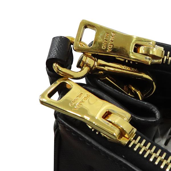 Prada(프라다) BN2274 SAFFIANO LUX NERO 블랙 사피아노 레더 럭스 토트백+숄더스트랩 2WAY [대구황금점] 이미지6 - 고이비토 중고명품