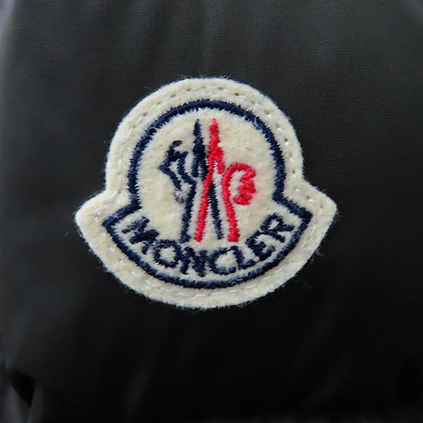 MONCLER(몽클레어) 4696605 카키 컬러 베툴라 (BETULA) 구스 다운 여성용 패딩 [대전본점] 이미지7 - 고이비토 중고명품