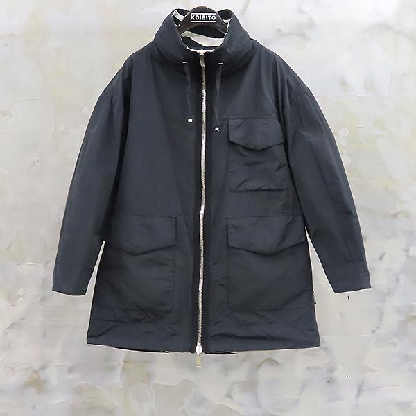 MONCLER(몽클레어) 494120054880 블랙 컬러 Saupe 양면 여성용 자켓 [대전본점] 이미지3 - 고이비토 중고명품
